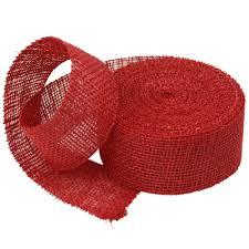 jute ribbon 2 jute ribbon 10 yards serged 139 12 4 99