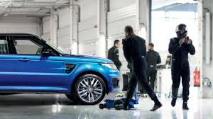 modified range rover sport range rover sport svr u2013 the fastest and most powerful land rover