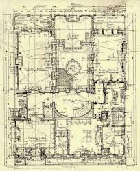 Whitemarsh Hall Floor Plan by Half Pudding Half Sauce