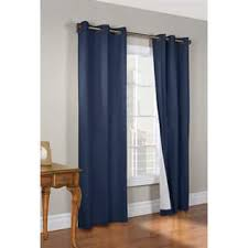 Dusty Blue Curtains Cotton Curtains U0026 Drapes Shop The Best Deals For Nov 2017