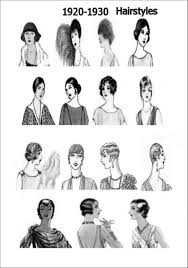 hair cut styles for women in 20 s roaring twenties hairstyles for copacetic couture moda style blog
