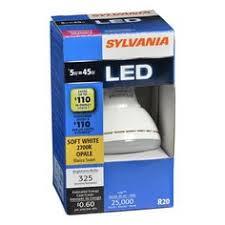 65 Watt Dimmable Led Flood Light Sylvania 11 Watt 65 W Equivalent 3000 Kelvins Par38 Medium Base