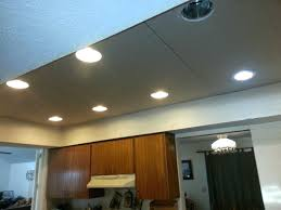 Installing Led Recessed Ceiling Lights How To Install Recessed Lights In An Existing Ceiling Medium Size