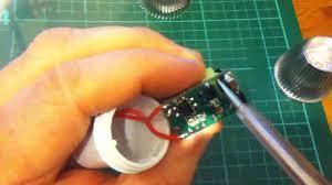 are gu10 led spot light bulbs inherently safe or dangerous youtube