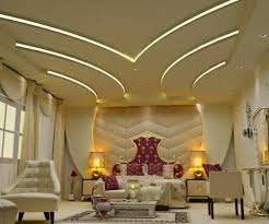 Drywall Design Ideas Awesome Ceiling Light Design Ideas For Romantic Bedroom With White