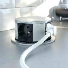 prise pour ilot central cuisine prise pour ilot central cuisine prise electrique angle cuisine
