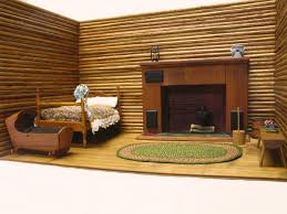log home dollhouse ideas design ideas simple cabin home