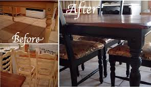 Do It Yourself Divas DIY Stripping Sanding And Staining - Sanding kitchen table