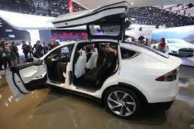 suv tesla tesla model x prototype the ultimate electric suv lessonator