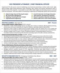 basic finance resume 44 free word pdf documents download