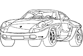 race cars coloring pages coloring