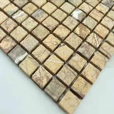 mosaic tile sheet kitchen backsplash wall sticker mosaic stone for