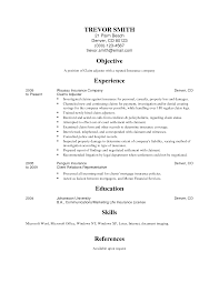 Resume Samples Insurance by 10 Best Images Of Auto Claims Adjuster Resume Sample Insurance