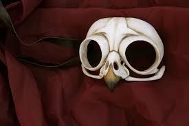 Skull Mask Halloween For This Year U0027s Halloween I Made An Owl Skull Mask U2013 Diy Already