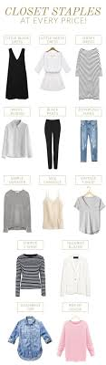 build a wardrobe on a budget fashion essentials every 138 best wardrobe building tips images on pinterest capsule