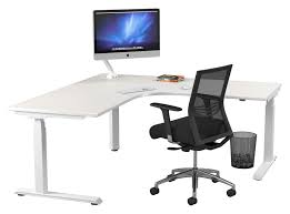 Electric Height Adjustable Desk by Sit To Stand Resource Furniture