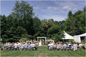 sunny new hampshire summer wedding at mile away restaurant katie