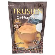 Coffee Mix truslen coffee plus instant coffee mix powder 16g x 15pcs tesco