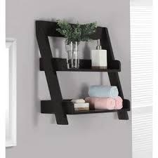 Wall Mounted Bookcase Shelves Bathroom Organization U0026 Shelving Shop The Best Deals For Nov