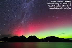 The Southern Lights The Southern Lights At Cradle Mt Captured In Nov 2014 During A 7