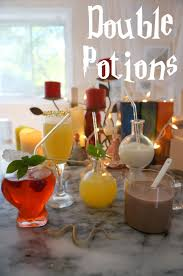 racheerachh eats potions harry potter themed cocktails