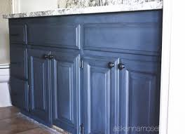 Painting Bathroom Vanity Painting Bathroom Cabinets With Chalkworthy Ask Anna