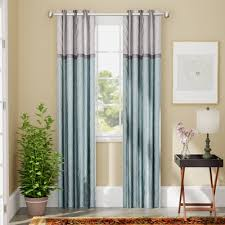 Single Curtains Window Rothsville Geometric Blackout Single Curtain Panel U0026 Reviews