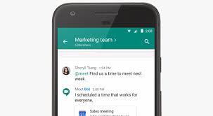 hangouts app android officially splits hangouts into meet and chat new apps