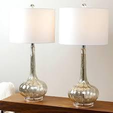 Mercury Glass Table Lamp Mercury Glass Table Lamps Silver Mercury Antiqued Glass Table Lamp