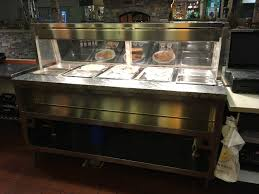 steam table with sneeze guard commercial steam table w sneezeguard surplus commercial restaurant