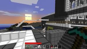 Minecraft Stairs Design Minecraft Piston Stairs Design Youtube
