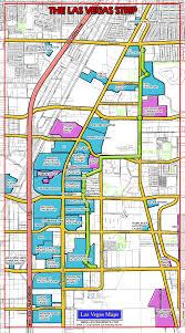 North Las Vegas Zip Code Map by Las Vegas Maps Las Vegas Strip Map