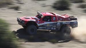 baja trophy truck roger norman finishes 3rd overall in the 2010 score baja 1000
