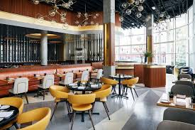 Restaurant Furniture Store Los Angeles Paley Hollywood U0027s Chicest New Restaurant Architectural Digest