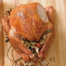 easy herb roasted turkey recipe herb roasted turkey roasted