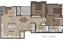 floorplans u2013 sierra vista apartments