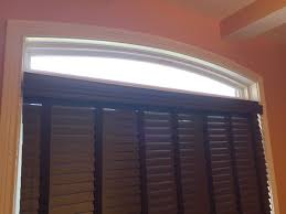 use palladian shelf for large window openings made in the shade