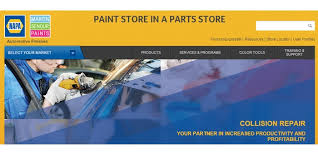 martin senour launches new automotive refinish website