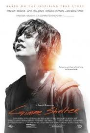 weekend box office gimme shelter the best offer