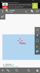 Palau Map Which