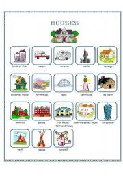 homes around the world worksheets for kindergarten homes best