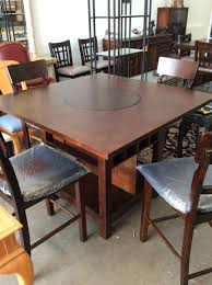 dining room table with lazy susan lazy susan table top glass wood walmart 22833 gallery
