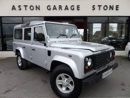 used land rover defender 2006 land rover defender 110 td5 county station wagon