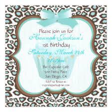 leopard sweet 16 party invitations u0026 announcements zazzle