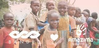banded headbands franklin company banded donates one million meals to amazima