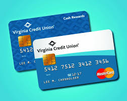 virginia credit union issues credit cards with chip technology
