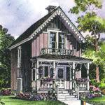 small victorian cottage house plans gothic revival building