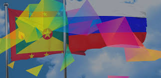 Grenda Flag From Tourism To High Technology Grenada And Russia Have Something