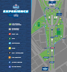 Phl Airport Map Nfl Draft In Philadelphia 2017 Discoverphl Com