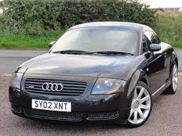 audi tt 1 8t quattro manual 2002 02 reg 118k miles mot june
